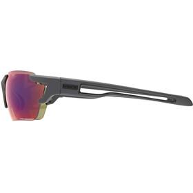 UVEX Sportstyle 803 Colorvision Sportglasses small dark grey matt/litemirror green